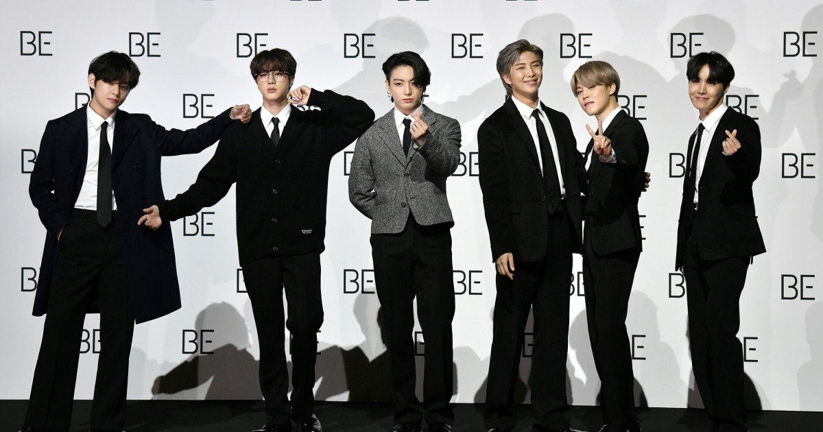 BTS's new album 'BE' is filled with hope — and reasons to dance again