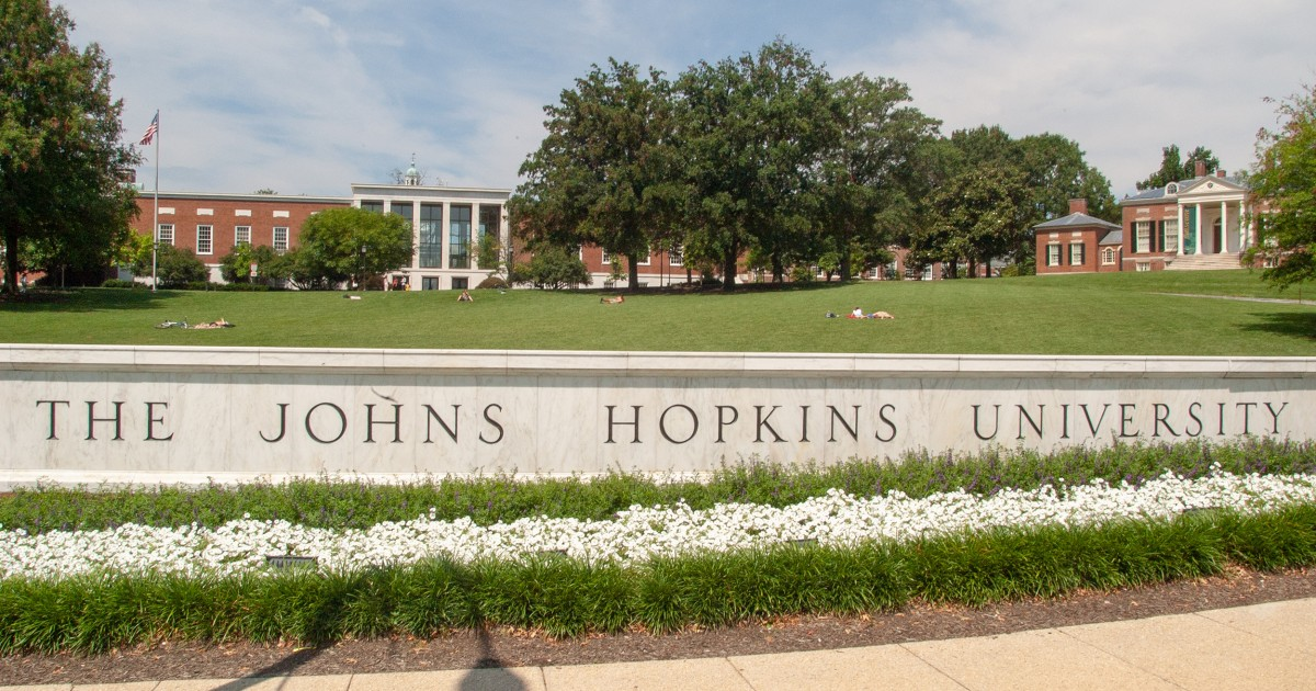 Johns Hopkins, long believed by university to be abolitionist, owned slaves, records show