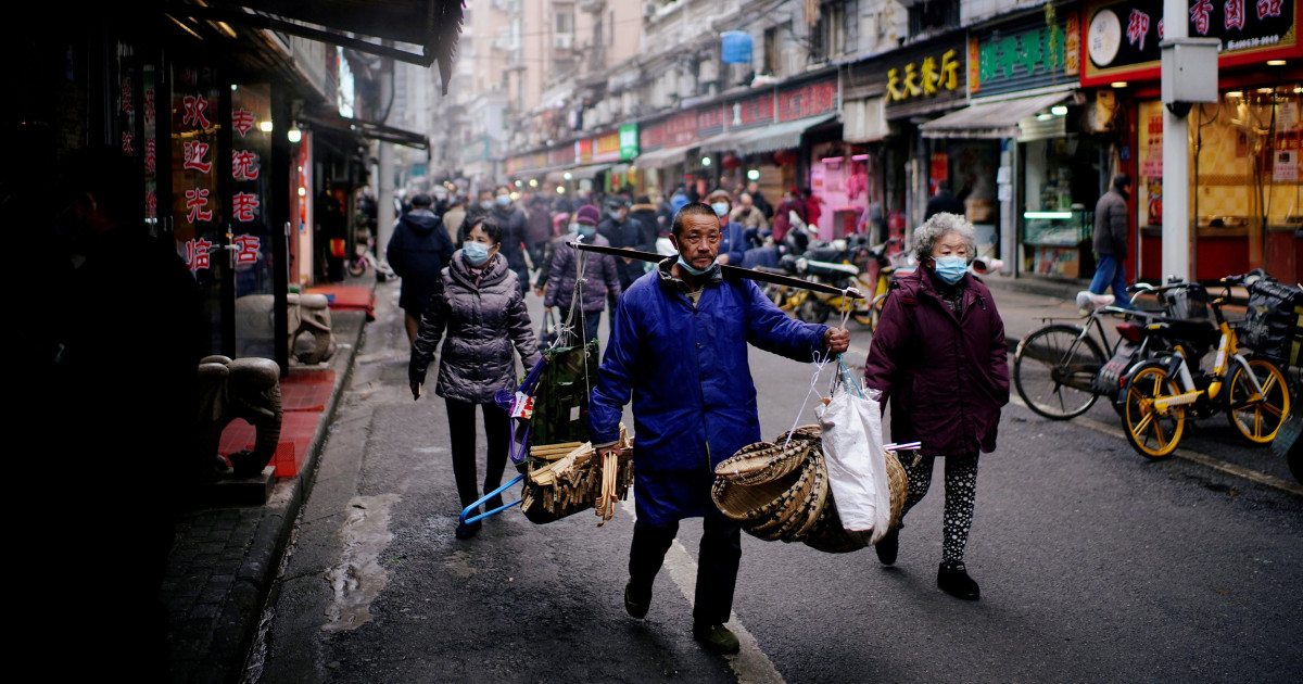 One year since coronavirus emerged in Wuhan Americans there look home – NBC News