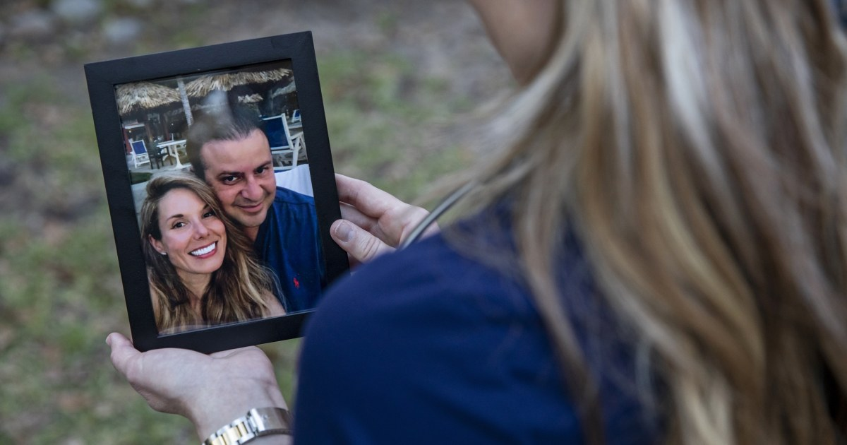 He treated Houston's most desperate Covid patients. Then he became a victim.