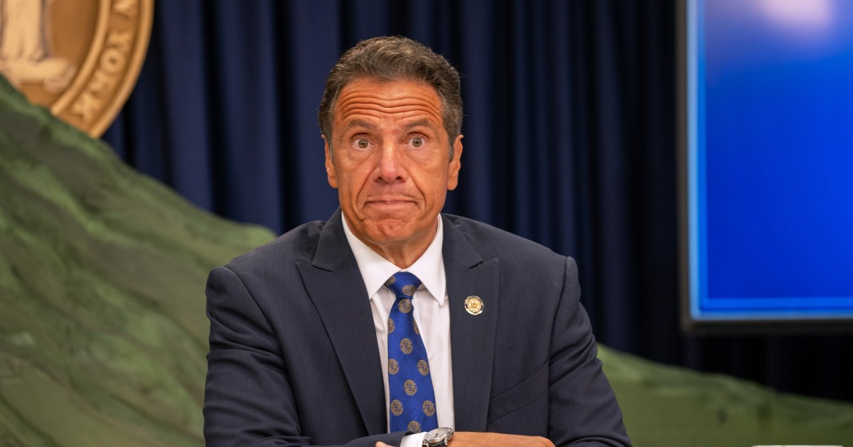 Former adviser to Gov. Andrew Cuomo alleges he sexually harassed her 'for years'