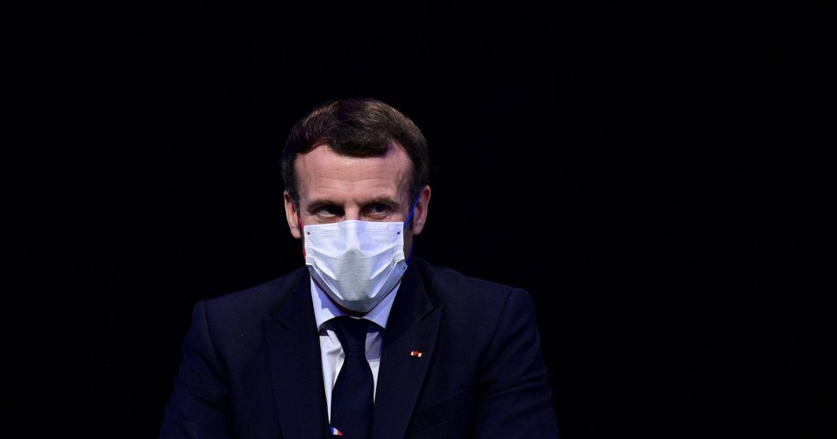 French President Emmanuel Macron has contracted coronavirus