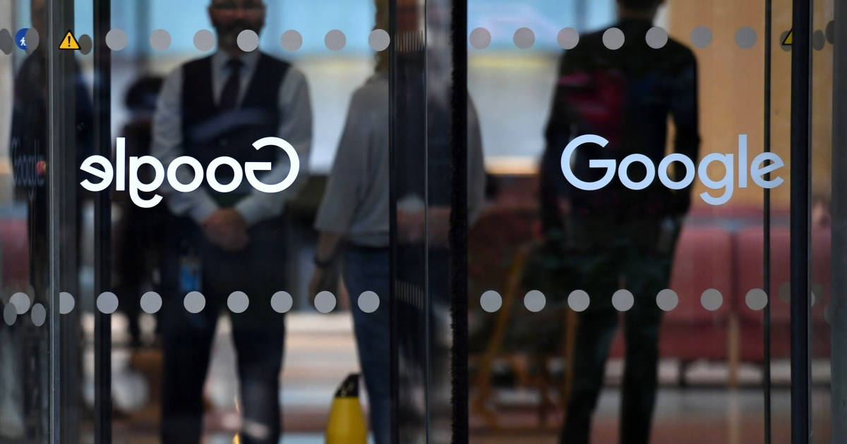 Google told its scientists to 'strike a positive tone' in AI research, documents show
