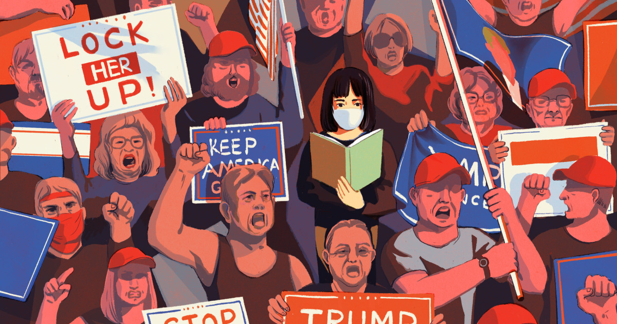 Trump's tyranny proved America isn't immune to authoritarianism. But we can survive it.