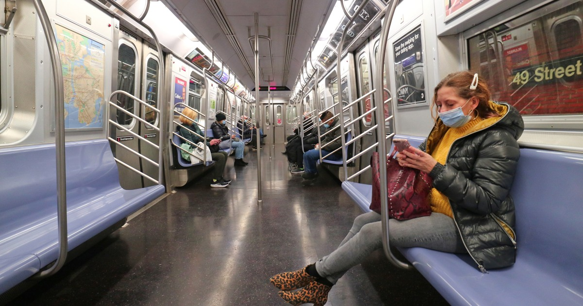 Can public transportation survive the pandemic? Experts warn of 'death spiral'