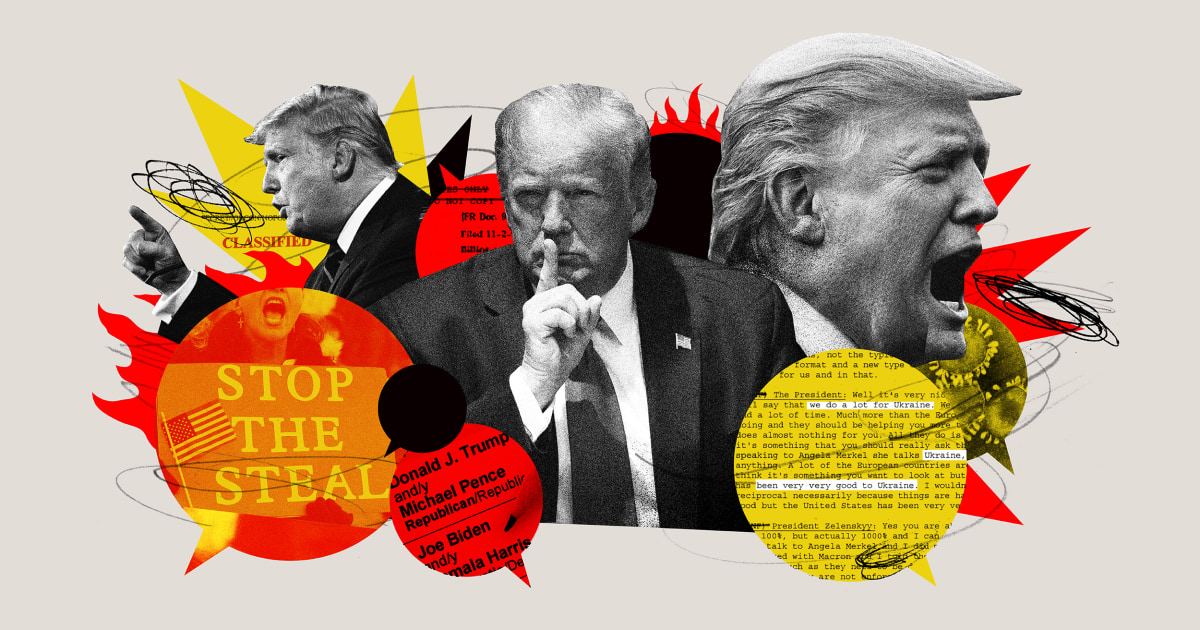 Trump versus the truth: The most outrageous falsehoods of his presidency