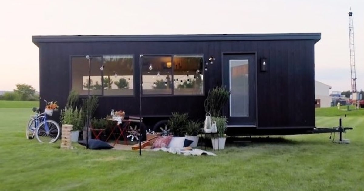 Ikea tiny homes can help fight climate change by giving small footprints a big toehold