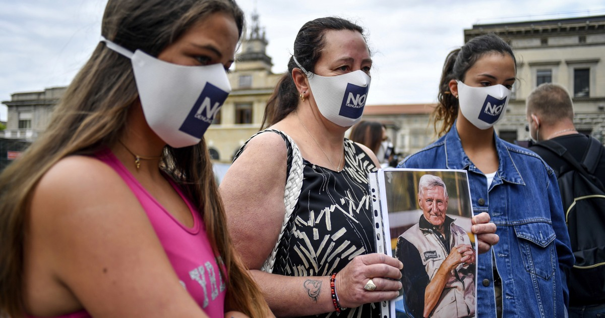 Families of victims of Covid in Italy take government to court