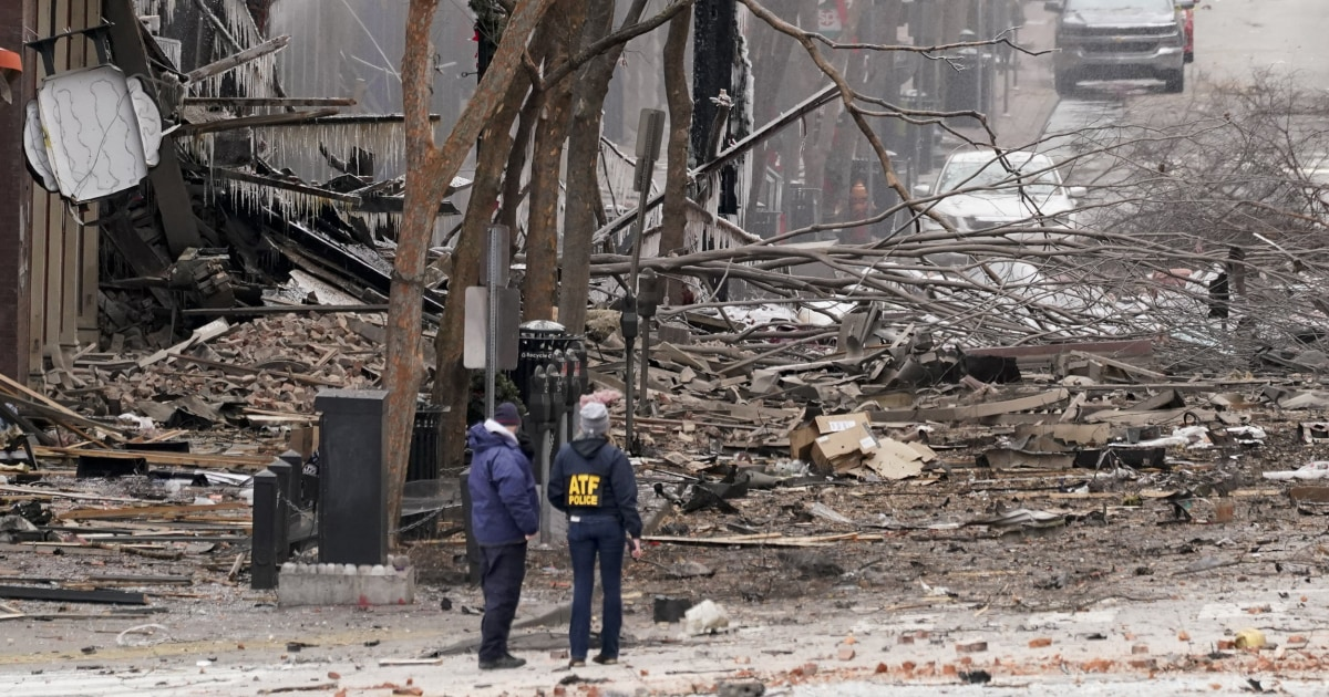 Bomber in Nashville Christmas explosion was 'loner' IT consultant sources say – NBC News