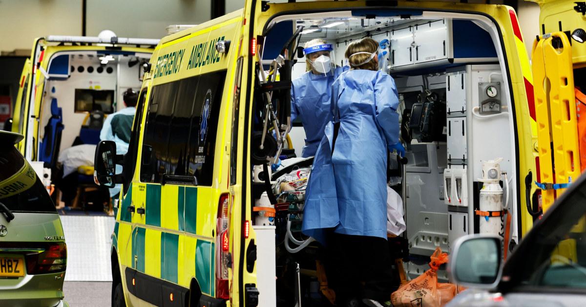 Colorado reports first confirmed case of U.K. coronavirus variant – NBC News