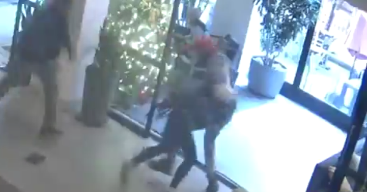 New video shows woman attacking teen she falsely accused of stealing her iPhone at Soho hotel