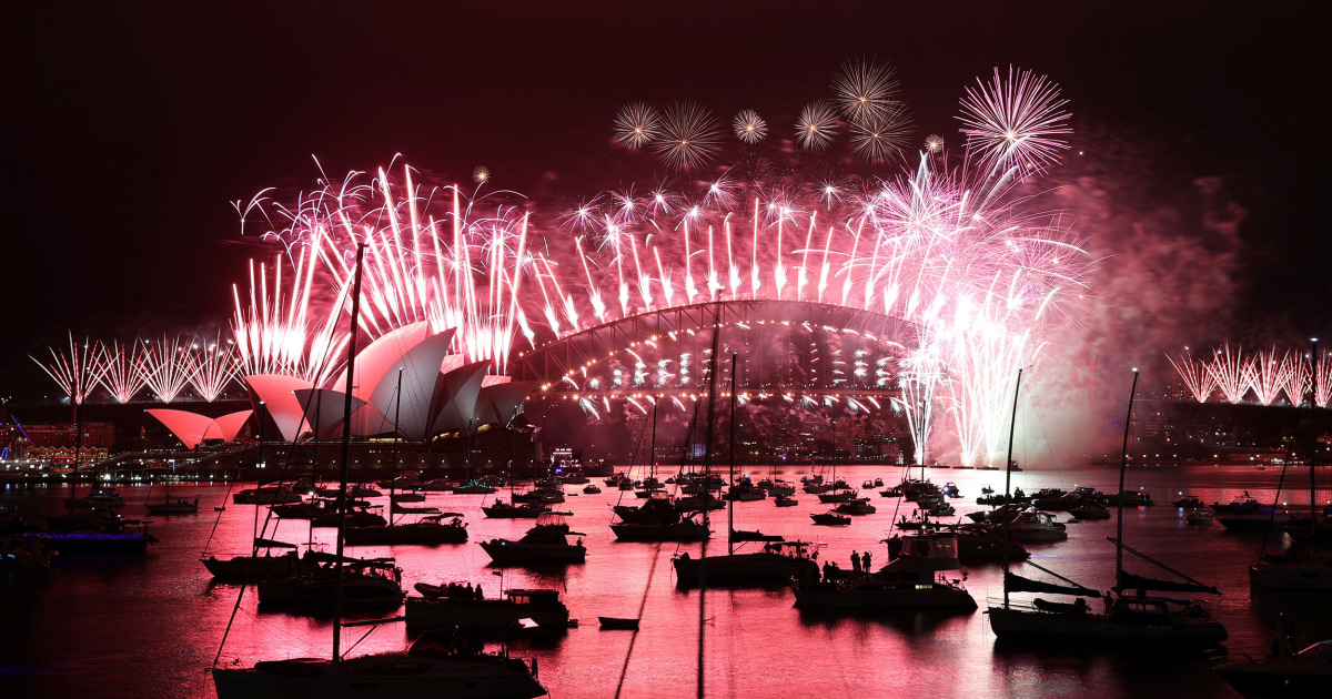 World rings in 2021 with muted celebrations amid Covid-19 restrictions