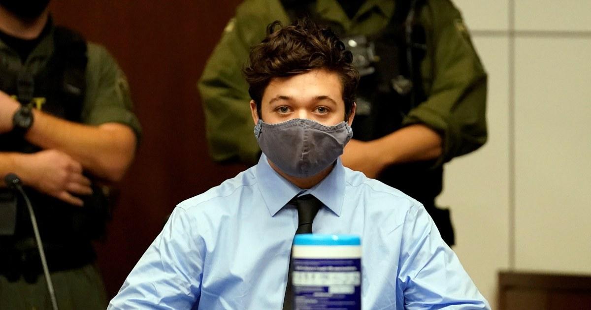 Kenosha killing suspect Kyle Rittenhouse's bond terms changed after bar visit