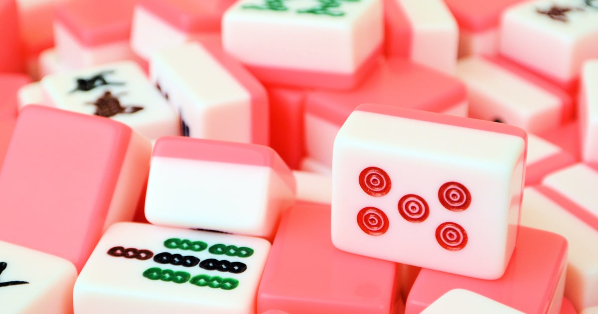 Dallas company apologizes after criticism for redesigning Chinese mahjong tiles – NBC News