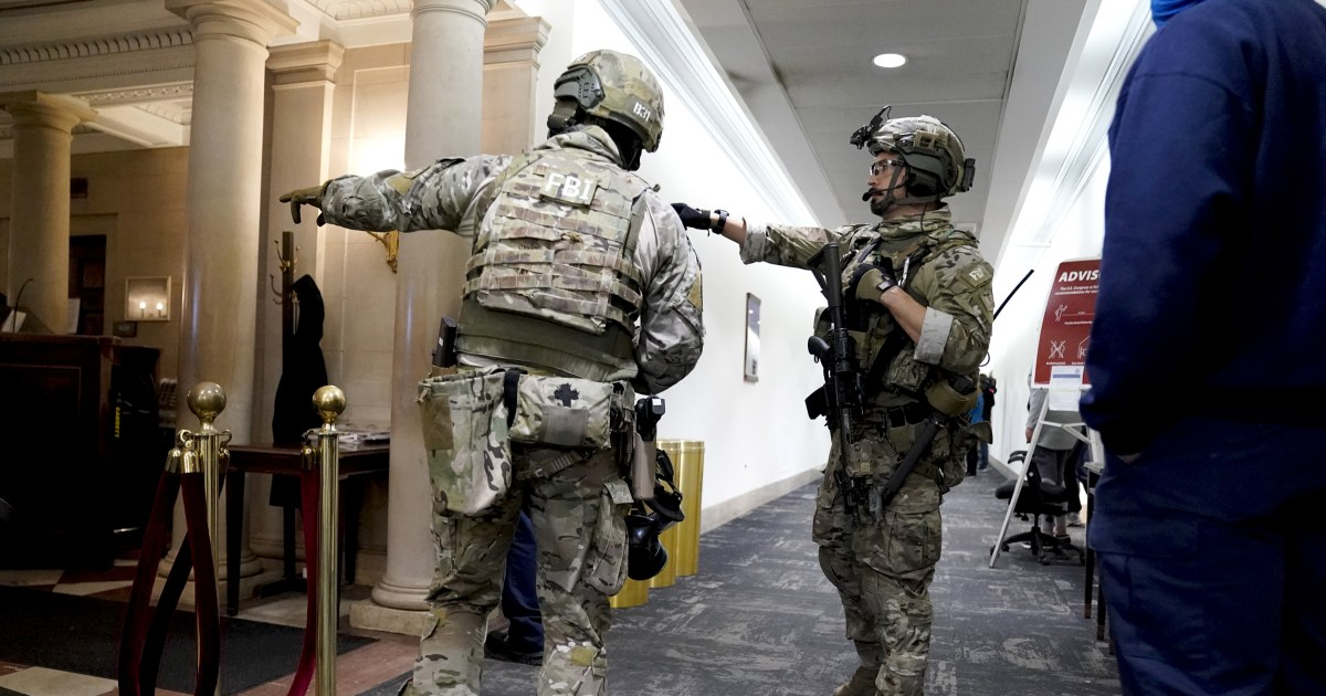 Two years later 9/11, FBI accused of intel collapse before Capitol riot thumbnail