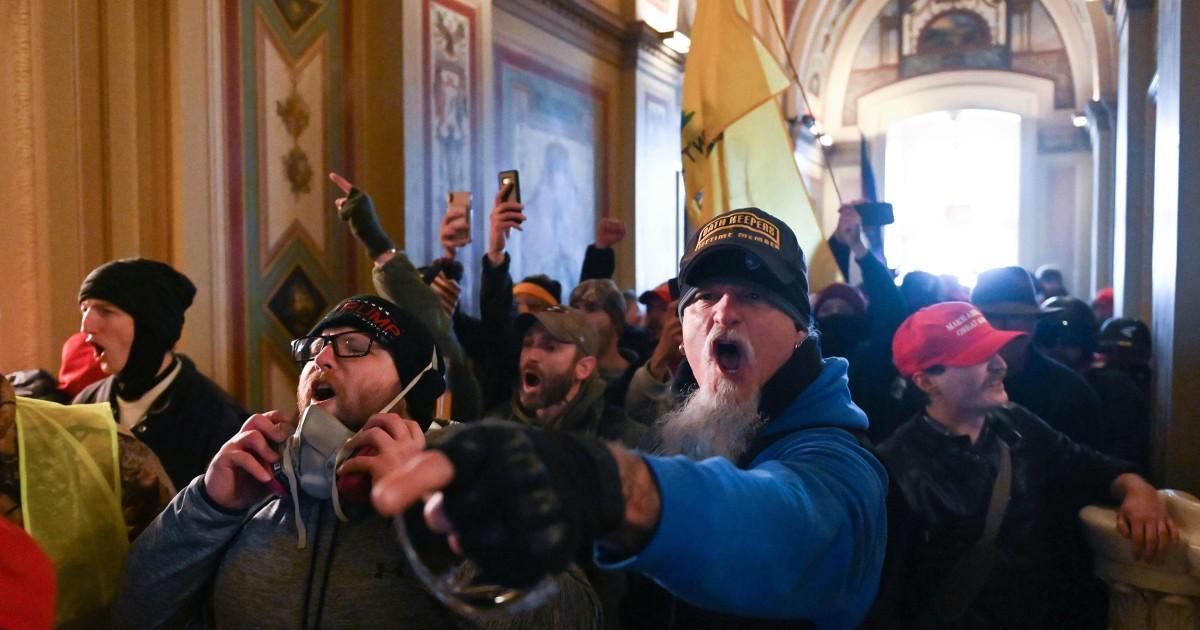 Pro-Trump Capitol riot violence underscores bipartisan danger of dehumanizing language