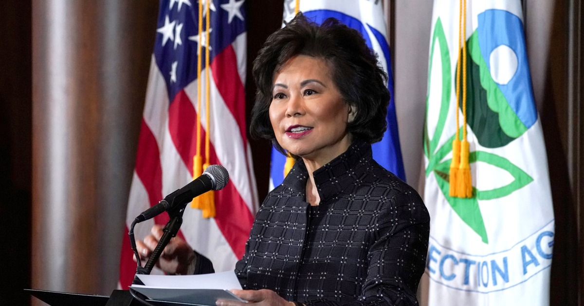 Troubled by Capitol riot, Cabinet officials DeVos, Chao resign