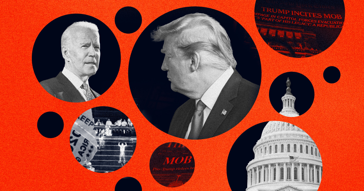 www.nbcnews.com: Trump says he won't attend Biden's inauguration