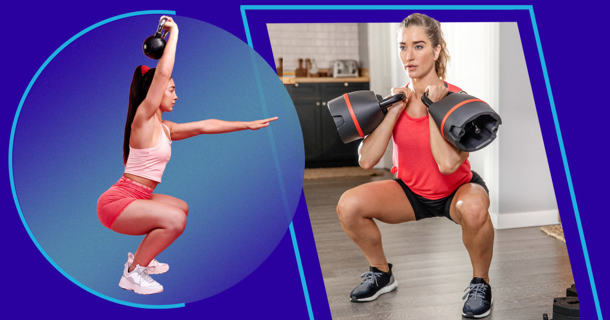 What personal trainers recommend knowing before buying a kettlebell