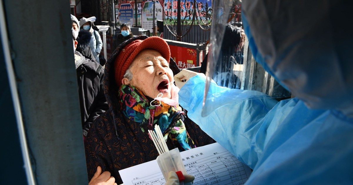 11 million locked down in China's Hebei province to prevent spread of new coronavirus outbreak – NBC News