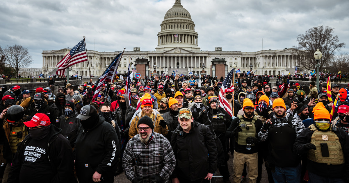 How the Internet Was Used to Organize the Capitol Riot