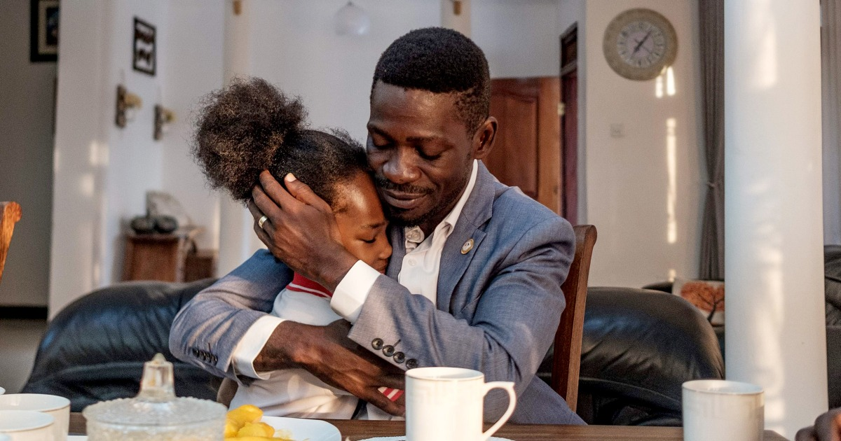 Arrested, tear-gassed but still singing: Pop star-turned-politician Bobi Wine takes on Uganda's 'strongman'