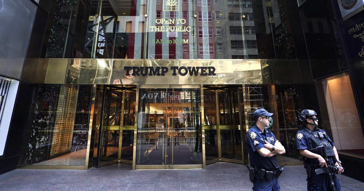 After Capitol violence, Trump brand partners eye dumping toxic asset: The president