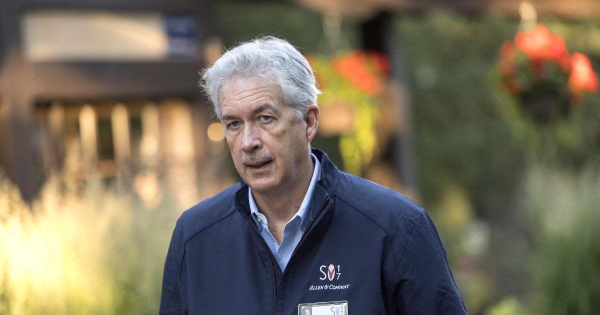 Biden picks veteran diplomat William Burns as CIA director