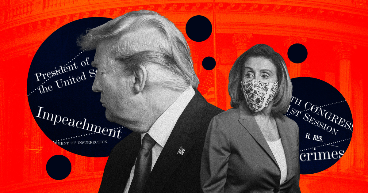 This week in politics: An impeachment vote and fallout from the Capitol riots