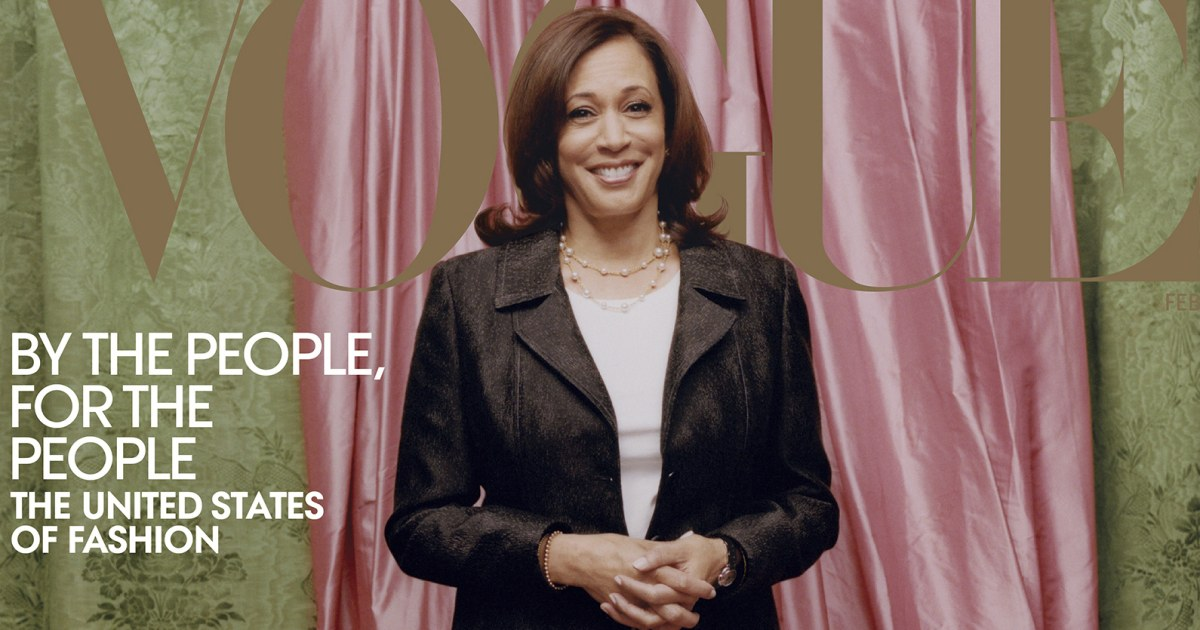 Critics of Kamala Harris' Vogue cover say the legendary glossy failed to give the VP-elect her due