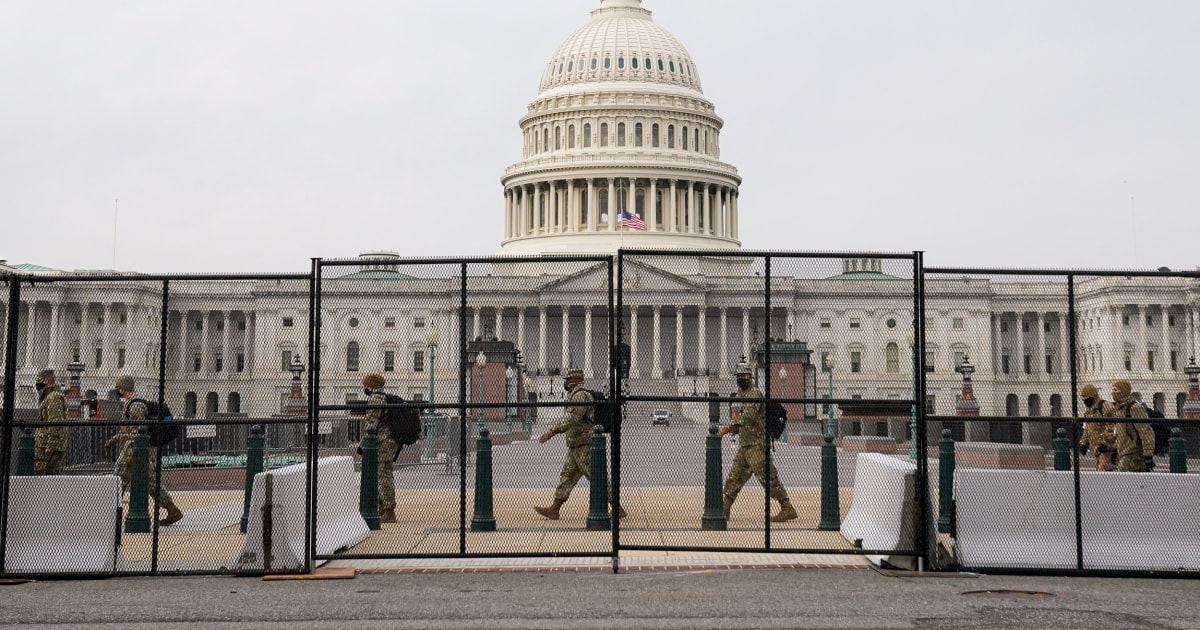 Extremists move to secret online channels to plan for Inauguration Day in D.C.