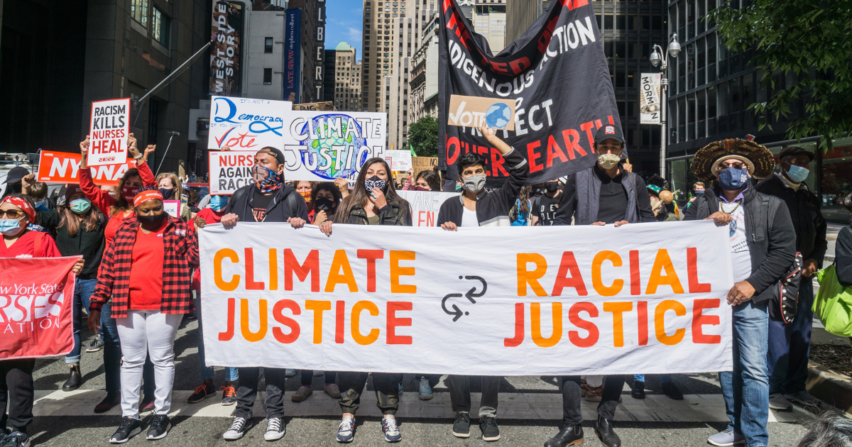 'The numbers don't lie': The green movement remains overwhelmingly white, report finds