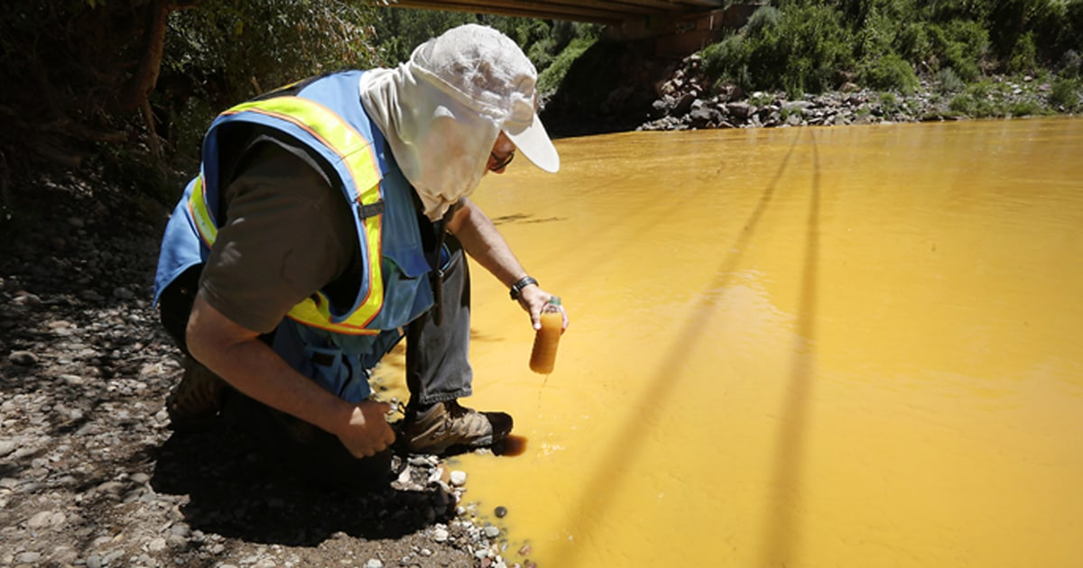 Navajo Nation, New Mexico reach multi-million dollar settlements over mine spill thumbnail
