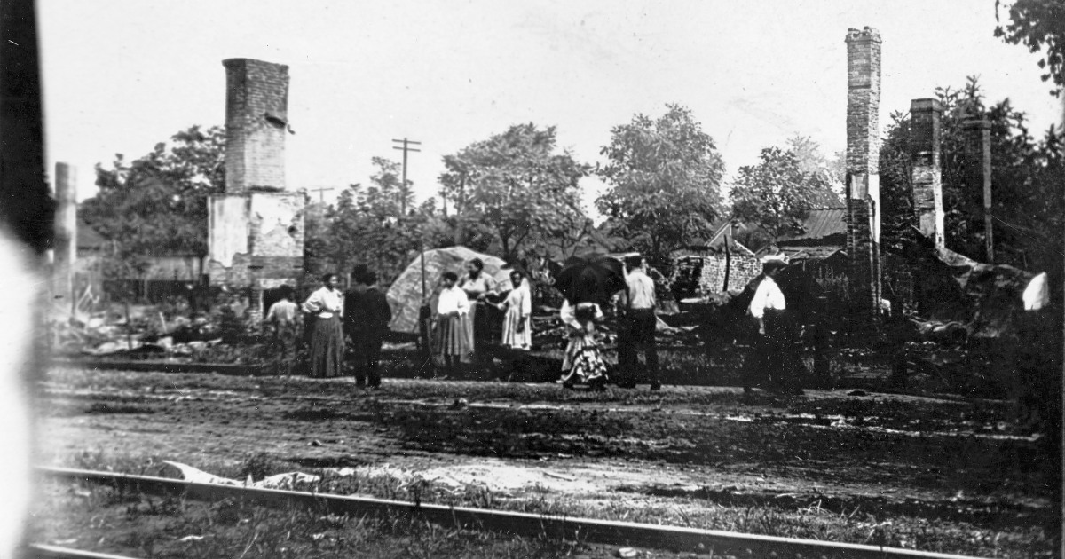 Illinois Senators call for monument of a 1908 riot that launched the NAACP