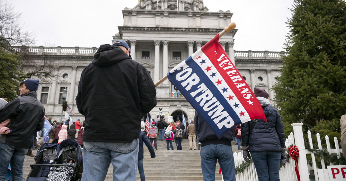Pennsylvania GOP lawmakers fostered false election allegations that fueled Capitol riot