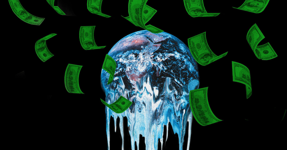 Why is corporate America still donating money to climate change deniers?