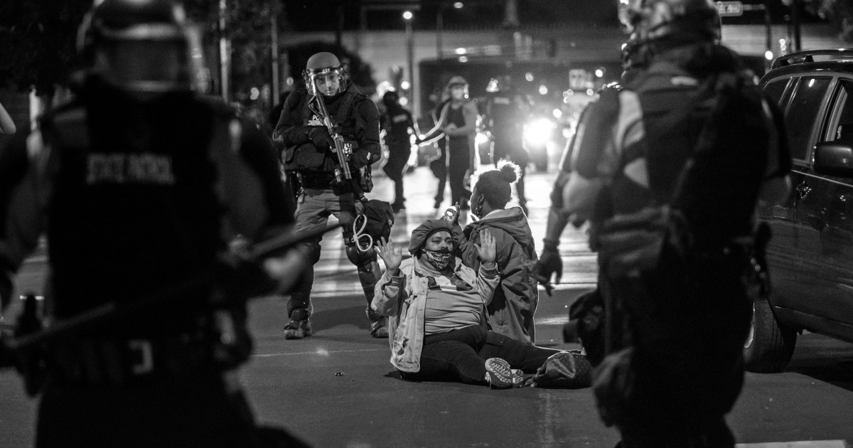 How history has misconstrued violent protests and protests with violence