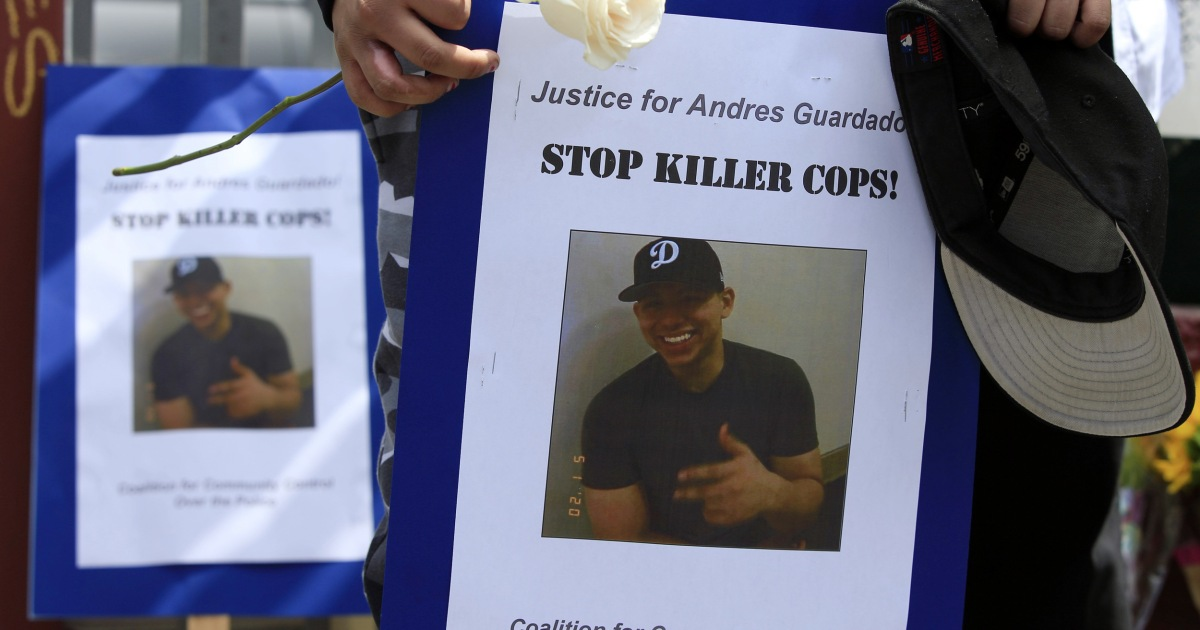 Rare inquest upholds homicide death of 18-year-old shot by sheriff's deputy in LA County