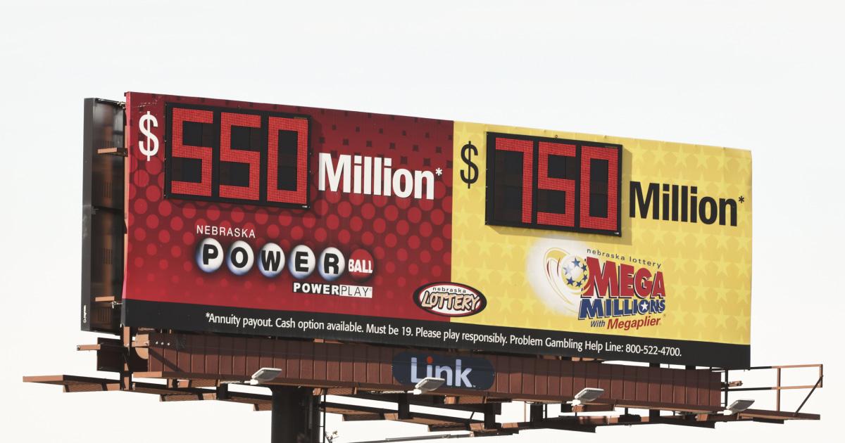Powerball jackpot increases to $730 million, Mega Millions rises to $850 million