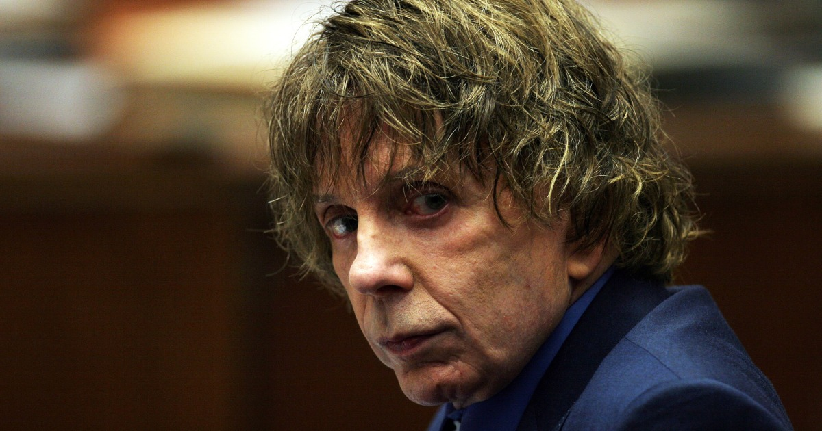 List of Phil Spector's assets includes gifts from rock giants