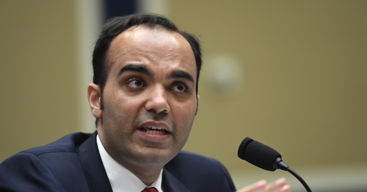 Biden picks Rohit Chopra to lead consumer protection agency thumbnail