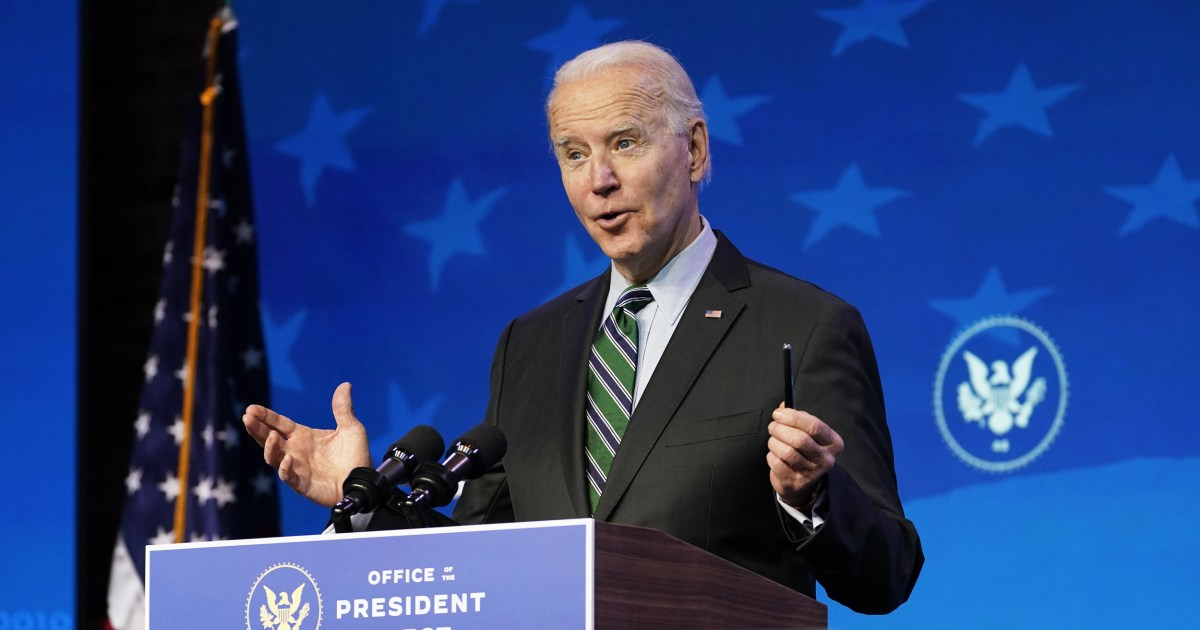 Democrats race to push Biden's agenda after transition delays GOP infighting – NBC News