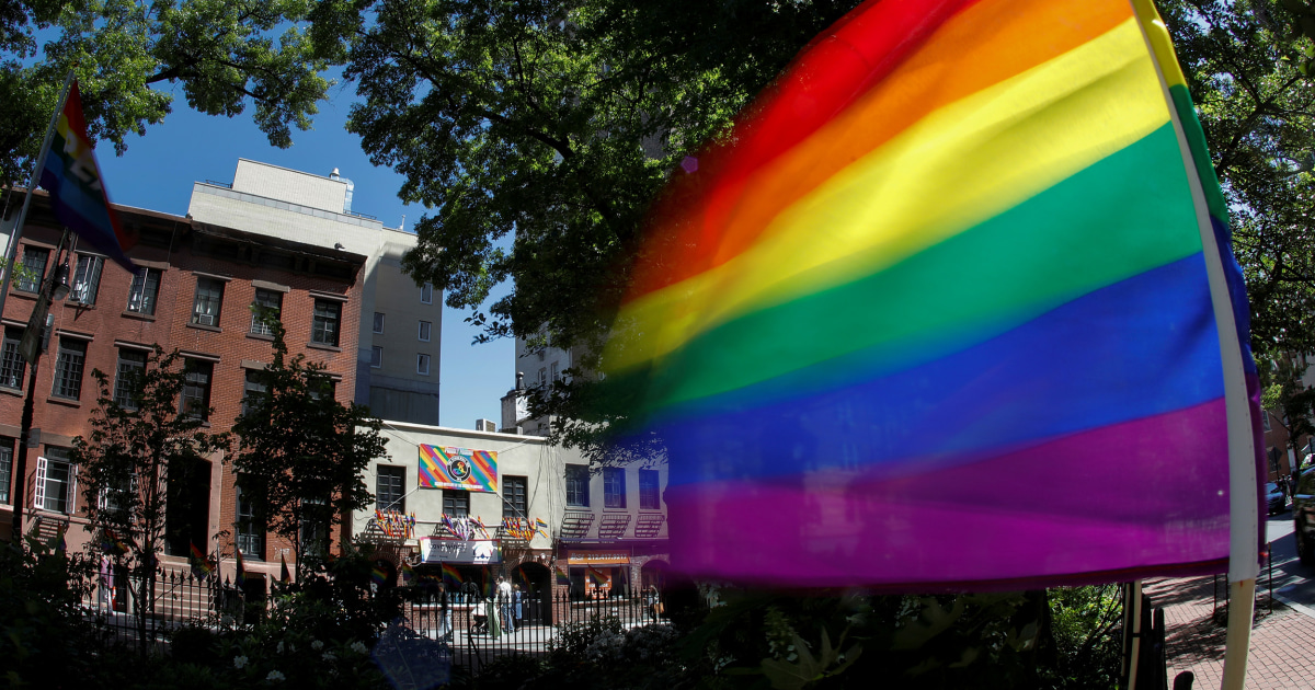 House passes sweeping LGBTQ rights bill