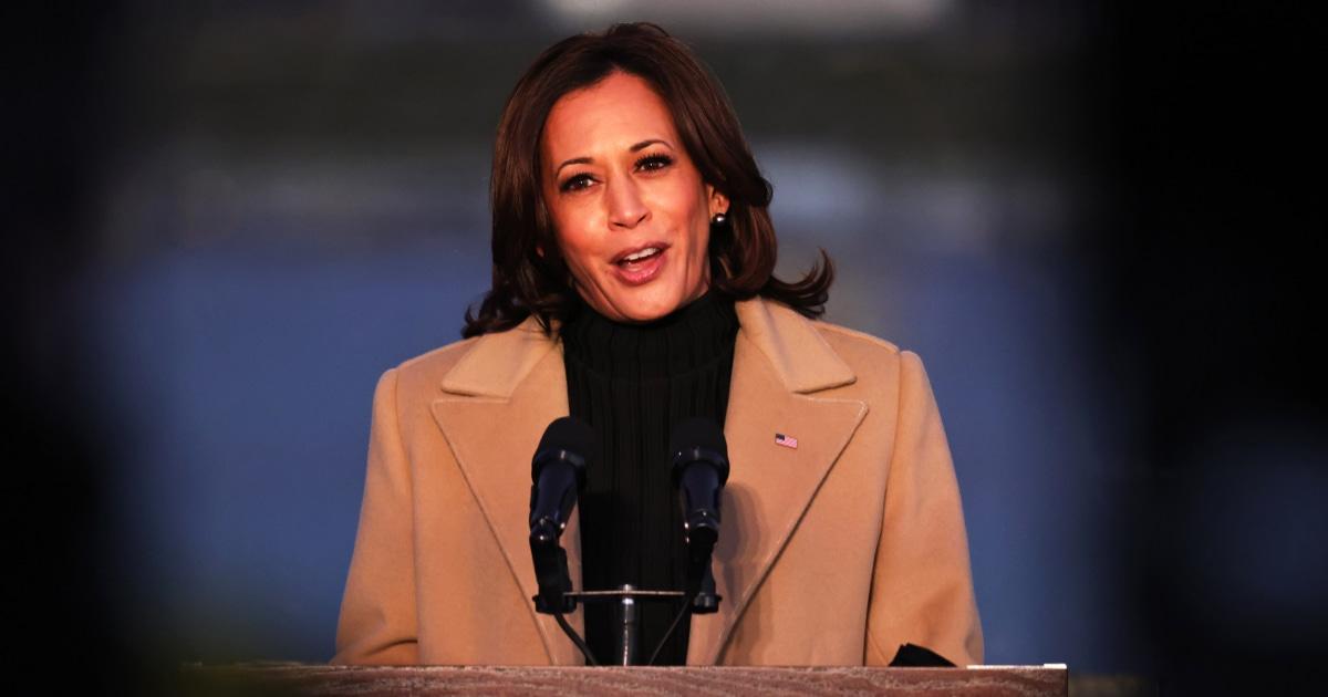 www.nbcnews.com: AAPI Inaugural Ball: Harris makes America feel like home again