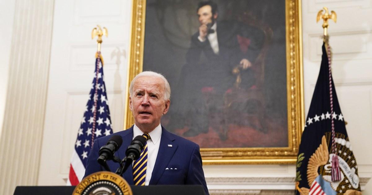 All President Biden - cover