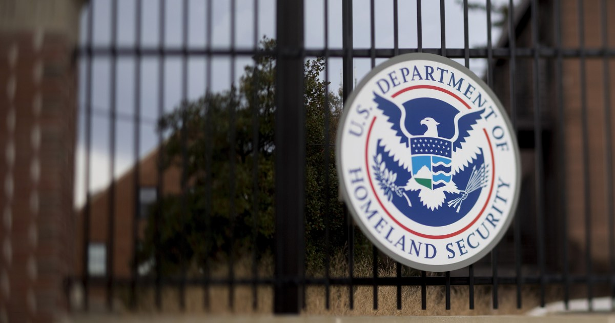 DHS issues terrorism advisory over domestic extremists 'emboldened' by Capitol riot