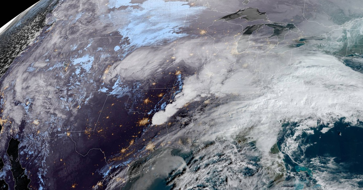 Winter storms alerts in effect for 23 states