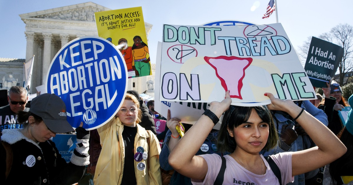 Supreme Court wipes out lower court rulings in Texas abortion battle