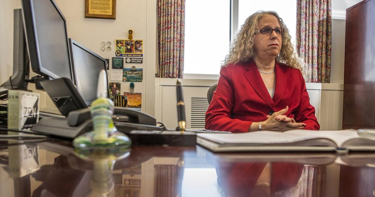 Biden nominee Dr. Rachel Levine met with transphobic smear campaign