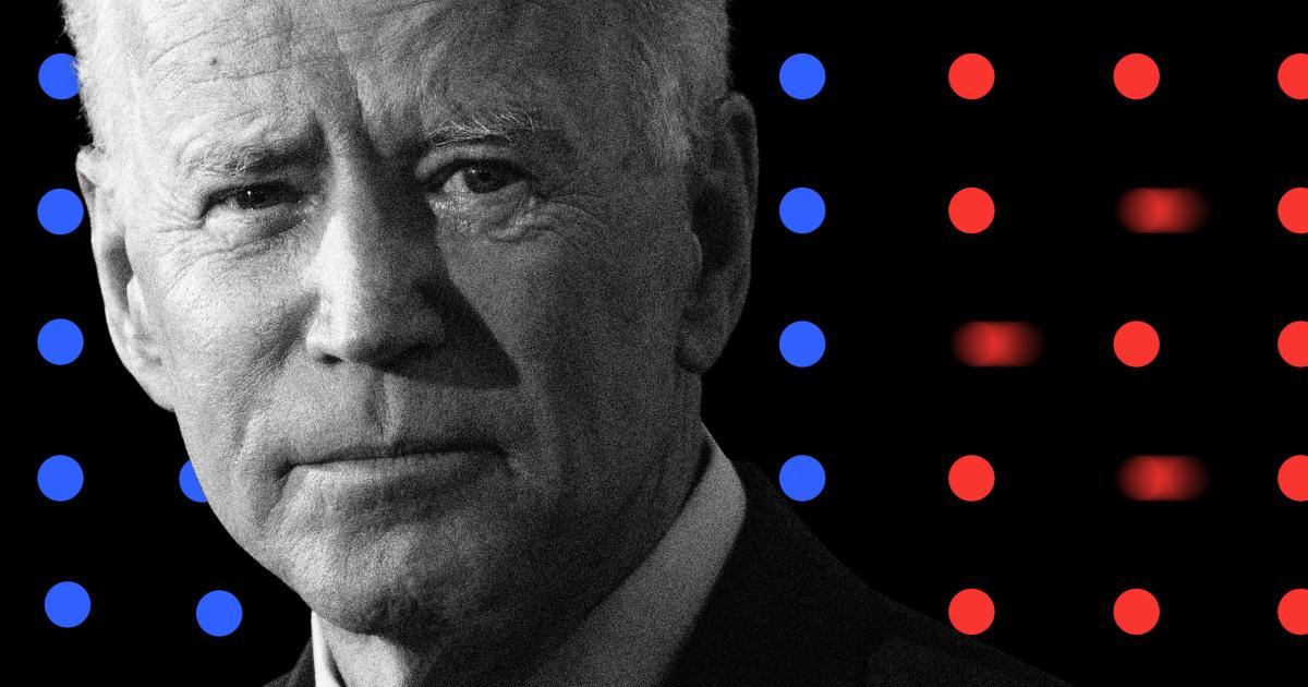 Three open Senate seats in 2022 mean trouble for Biden today